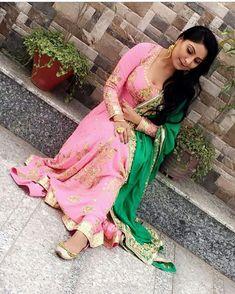M-Preet Patiala Suit, Salwar Kameez, Anarkali, Saree, Indian Beauty, Bollywood Actress, Desi, Actresses, Clothes For Women