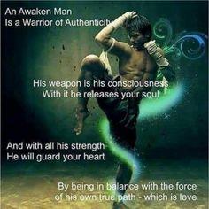 An Awakened Man ⊰❁⊱