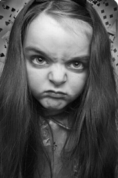 EXPRESSION(S) Mad Face, Angry Face, Face Reference, Photo Reference, Angry Child, Angry Girl, Face Expressions, Human Emotions, Photographing Kids