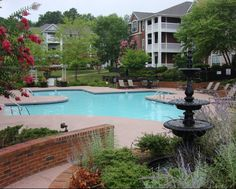 When it comes to apartments for rent near UNC, look no further than The Pointe at Chapel Hill. Research Triangle, Chapel Hill, Luxury Apartments, Southern Living, Durham, Great Places, Tours, Bath, Bedroom