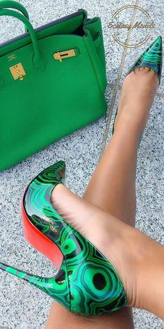 "Louboutin "" So Kate "" Heels"
