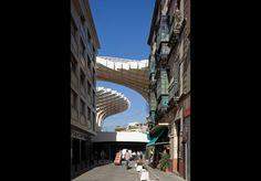 Metropol Parasol by Jürgen Mayer H. Architekten, Seville, Spain | Buildings | Architectural Review