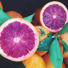 Blood oranges #mindovermouth #cooking #eating #healthy