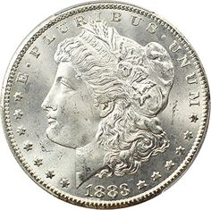 1883 CC Morgan Dollars Dollar MS66 PCGS ** You can find more details by visiting the image link.