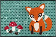 Fußmatten mit Tiermotiven .#wash+dry #Kleen-Tex #Fußmatten #waschbar #trocknergeeignet #rutschsicher #Designmatten