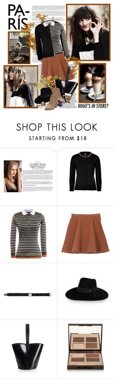 """""""Broken dreams and broken faces I've run all the darkest races"""" by astridbroxx ❤ liked on Polyvore featuring Harry Josh Pro Tools, DKNY, Ostwald Helgason, Dezso by Sara Beltrán, Maison Michel, J.W. Anderson, Charlotte Tilbury and Loeffler Randall"""