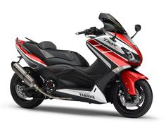 yamaha tmax wgp 50th anniversary edition 2012
