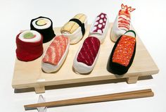Sushi Socks Will Wrap Your Feet In Style   Foodiggity