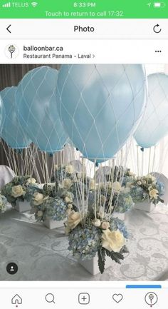 best Ideas for baby shower ideas for girls diy decoration crafts blue # baby shower centerpieces for boys best Ideas for baby shower ideas for girls diy decoration crafts blue Décoration Baby Shower, Baby Shower Balloons, Girl Shower, Shower Party, Baby Shower Parties, Shower Favors, Shower Invitations, Baby Showers, Baptism Invitations