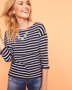 From boatneck to scoop neck, get to know your necklines.