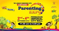 2-4 Sep 2016: Parenting Expo 2016