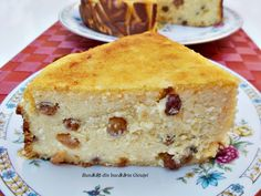 No Cook Desserts, Something Sweet, Coco, Vanilla Cake, Chocolate Cake, Cake Recipes, Cheesecake, Deserts, Food And Drink