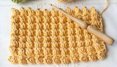 patlamış mısır örneği örgü modeli