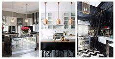 Kuchnia glamour: 12 eleganckich kuchni w najlepszych wydaniach #KUCHNIA GLAMOUR #GLAMOUR #KUCHNIA #POMYSŁY #INSPIRACJE