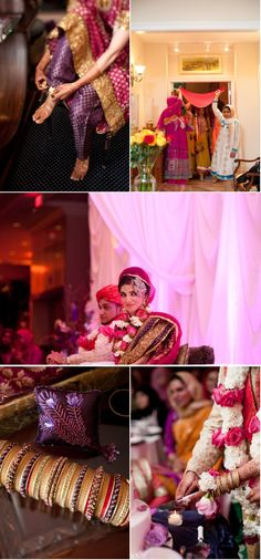 gorgeous indian wedding, great photography