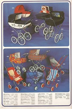 Catalogue : PROMO FRANCE JOUETS 1975. Vintage Pram, Vintage Toys, Retro Vintage, Toy Catalogs, Prams And Pushchairs, Dolls Prams, Baby Buggy, Baby Carriage, Retro Toys