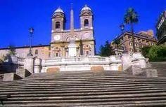 Spanish Steps - Bing Images