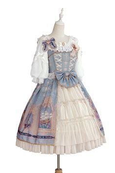 Yolanda -Captain Catalina- Lolita OP Dress