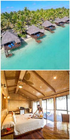 #Aitutaki_Lagoon_Resort & #Spa - #Aitutaki - #Cook_Island http://en.directrooms.com/hotels/info/5-144-2676-38944/