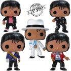 Michael Jackson Collectors Memorabilia: Funko POP! Rocks Vinyl Figures Set of 5