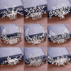 Online Shop Many Style Gold Color Crystal Simulated Pearl Hair Comb For Wedding Hair Accessories Handmade Bride Hair Jewelry Headpiece Tiara Headpiece Jewelry, Hair Jewelry, Bridal Jewelry, Bridal Tiara, Pearl Bridal, Bride Hair Accessories, Women Accessories, Accessories Display, Jewelry Accessories