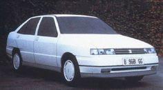 SEAT Proto TLD. Es el modelo previo de la versión definitiva del Seat TOLEDO.