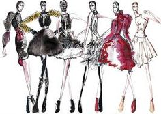prada illustrations -