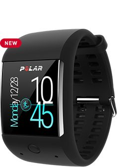 Polar M600 GPS sports smartwatch Powered by Android Wear™