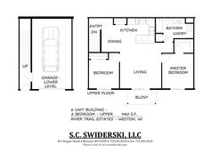 Who wouldn't want a 940 sq.ft., 2 BR, 1 BA BRAND NEW apartment home for $795/month? Call Molly today for more info or to see our new construction. 715-498-7273 or molly@scswiderski.com
