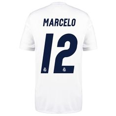 Real Madrid Parley Shirt 2016-17 with Marcelo 12 printing: with Marcelo 12 printing #RealMadridShop #RealMadridStore