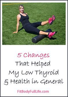 Blog post at FitBodyFullLife.com : You've been to the doctor, had your blood tests, and your results came back positive ... you have hypothyroidism (underactive thyroid gland)[..]