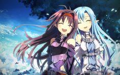 Sword Art Online Konno Yuuki & Yuuki Asuna