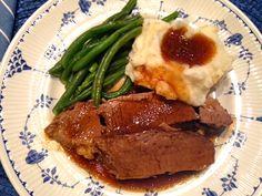Rita's Recipes: Easy Savory Brisket