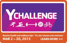 Get Fit, Get Healty with the YChallenge at the Ballantyne Village YMCA