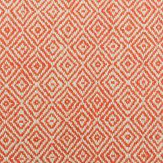 Crafty Poppy Red Geometric Diamond Upholstery Fabric - 45992 - Buy Fabrics - Buy Discount Designer Fabrics | BuyFabrics.com