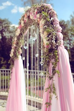 Art Jam - Воздушно-розовая свадьба