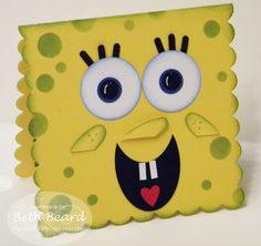 Sponge Bob ~ Kids will love him