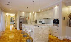 Casa térrea, clássica e elegante para inspirar