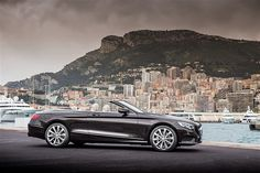 2016 marked the return of the open-top luxury four-seater in Mercedes-Benz's stable by introducing the S-Class Cabriolet, a nich...