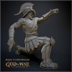 Art of God of War Ascension