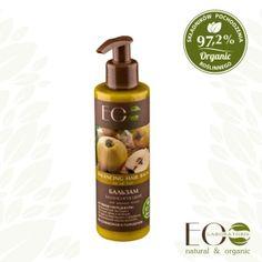 Ecolab Balsam odżywczy normalizujący do tłustych włosów Hair Balm, The Balm, Soap, Perfume, Organic, Bar Soap, Fragrance, Soaps