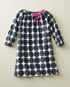 Shoelace Dress by Morgan & Milo - Garnet Hill Kids