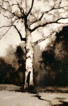 Hubert Gallery - Geoffrey Johnson - New Paintings November 2012