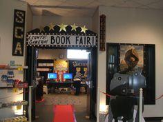 Lights! Camera! Book Fair! Warrior Library