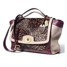 Limited Edition Exclusive Handbags, Purses, and Bags from Coach found on Polyvore.....WANT!!!