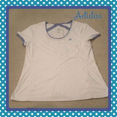 Adidas tee shirt Great to workout in nwot Adidas Tops Tees - Short Sleeve