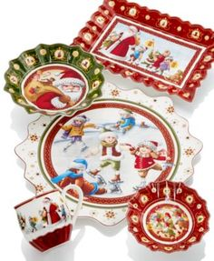 Villeroy & Boch Toy's Fantasy Dinnerware Collection