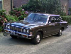Toyota Crown 2600 De Luxe 1975