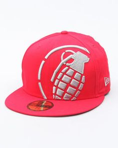 #Grenade #NewEra fitted hat