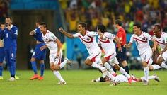 FIFA World Cup Brazil | Costa Rica vs Grecia
